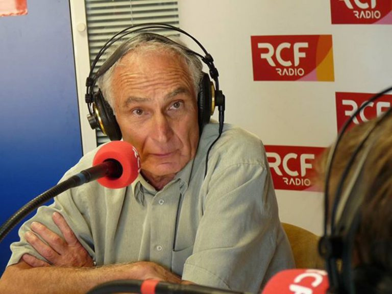 Interview de Philippe Méry - radio RCF